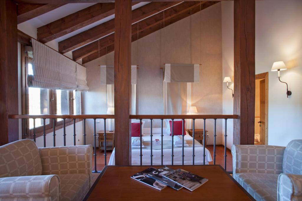 boutique hotels in castile and leon  98