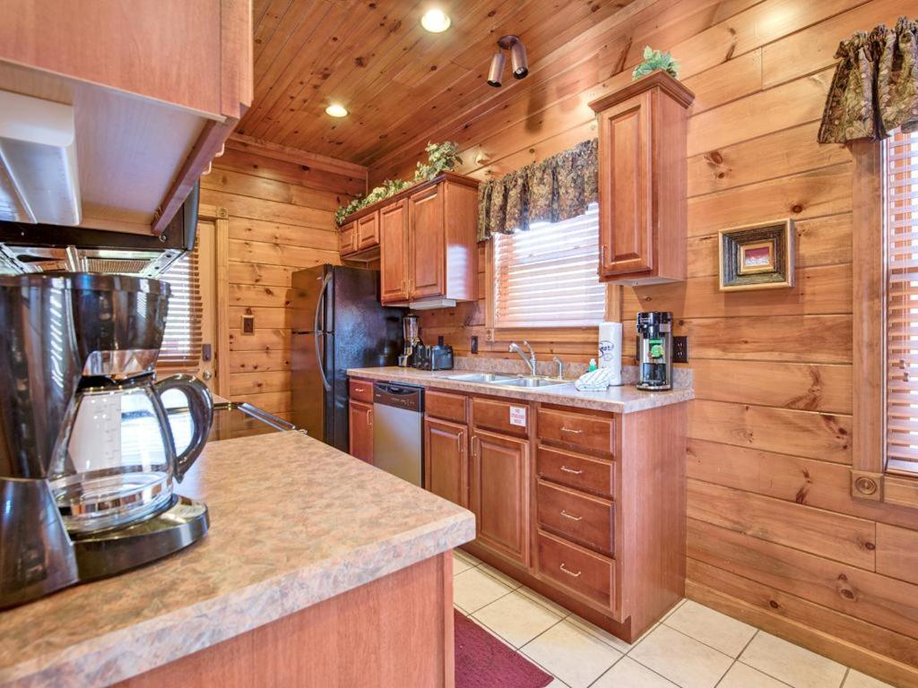 Vacation Home Million Dollar View Two Bedroom Cabin Gatlinburg Tn