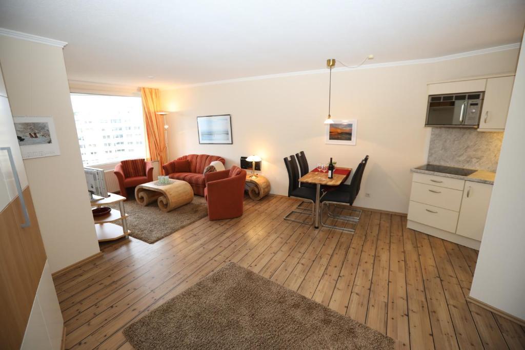 Lord Nelson Appartement 614 (Deutschland Cuxhaven) - Booking.com