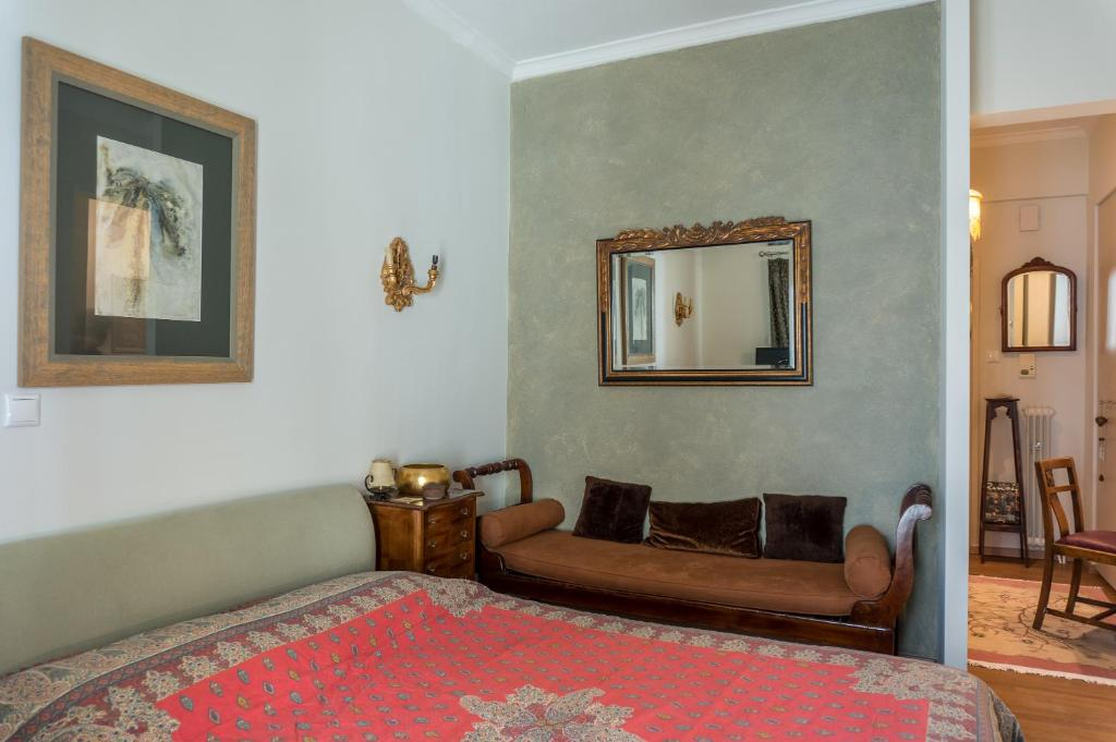 Embassy Central Apartment Athens Greece Bookingcom - Us embassy athens map