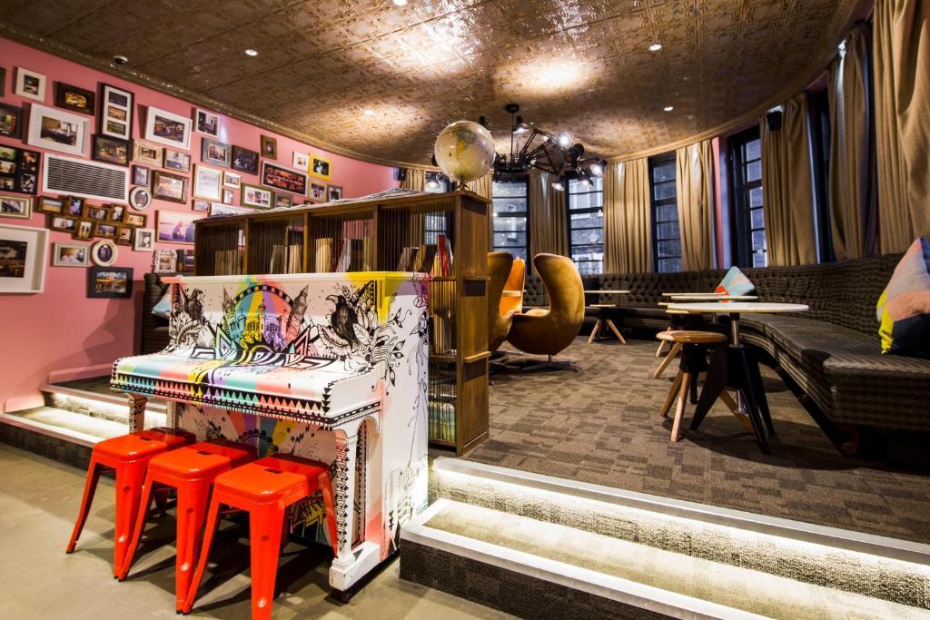 Generator London : Auberge de jeunesse dans le centre de Londres.