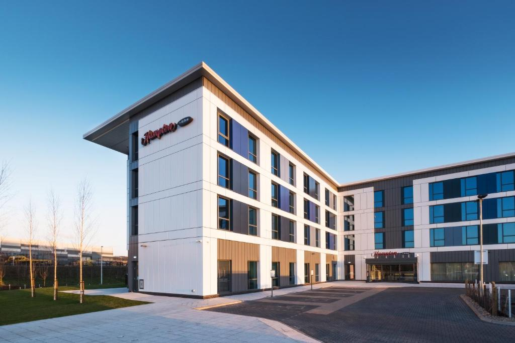 How 6 Airlines Accommodation Policies >> Hampton By Hilton Aberdeen Airport Aberdeen Updated 2019 Prices