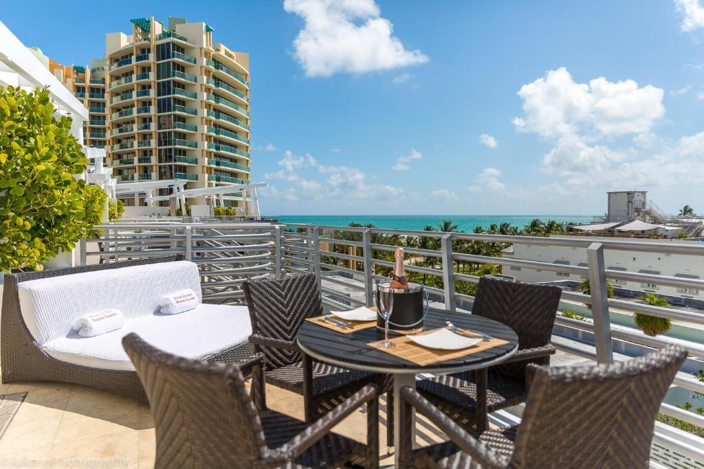 SBV Luxury Ocean Hotel Suites Miami Beach