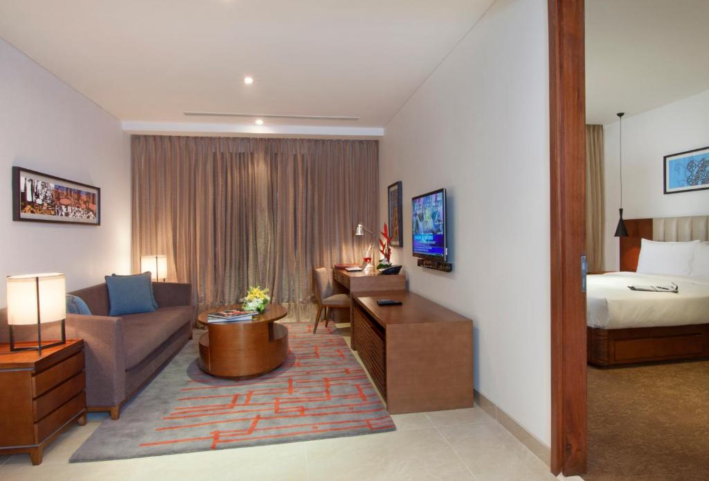 Oakwood Residence Prestige Whitefield Bangalore India Rooms
