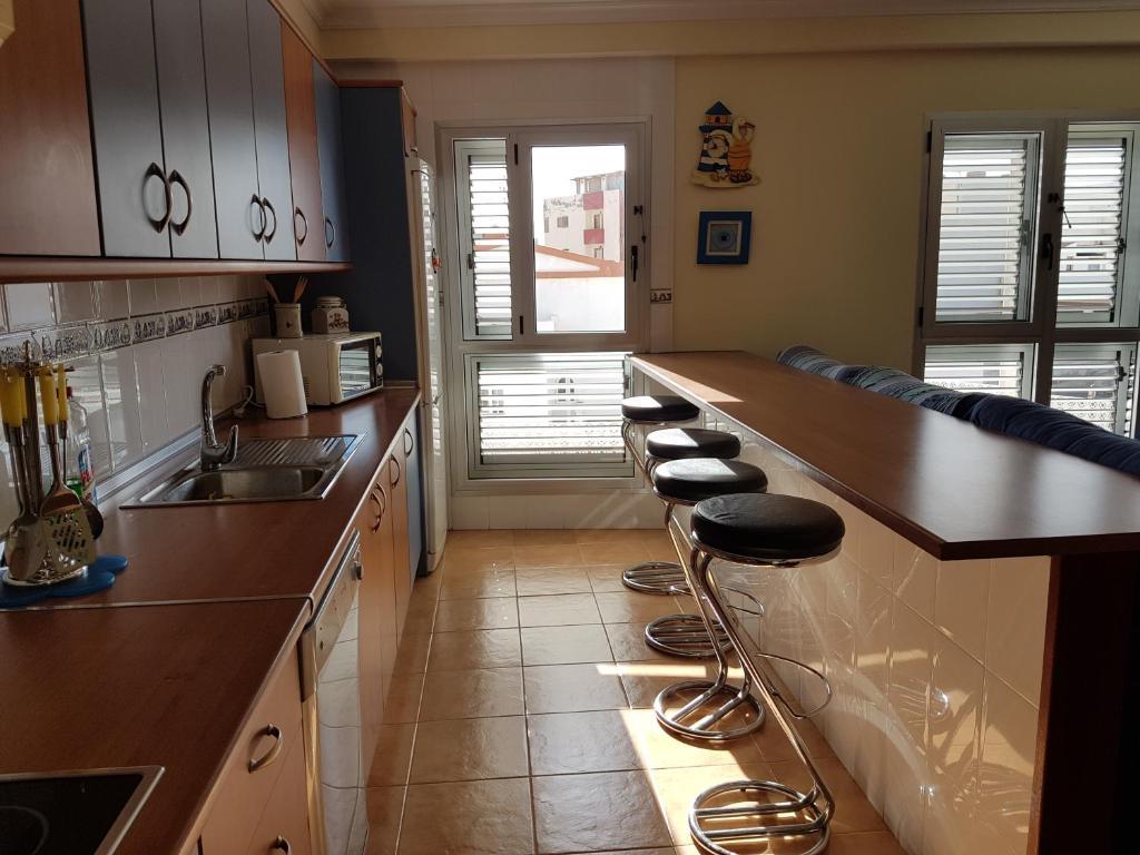 Acogedor apartamento cerca de la Playa de Sardina de Gáldar fotografía