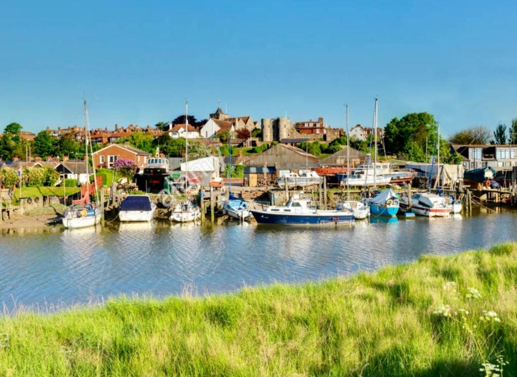 Apartments In Rye Harbour East Sussex