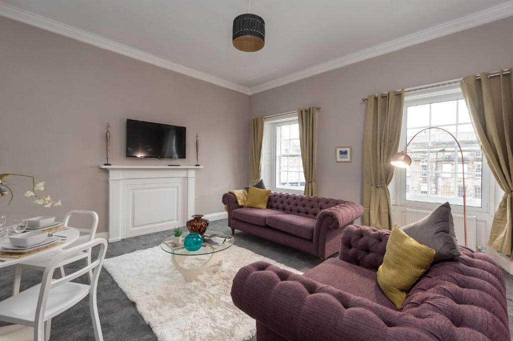 Cornerstone Apartments, Edinburgh, UK - Booking.com
