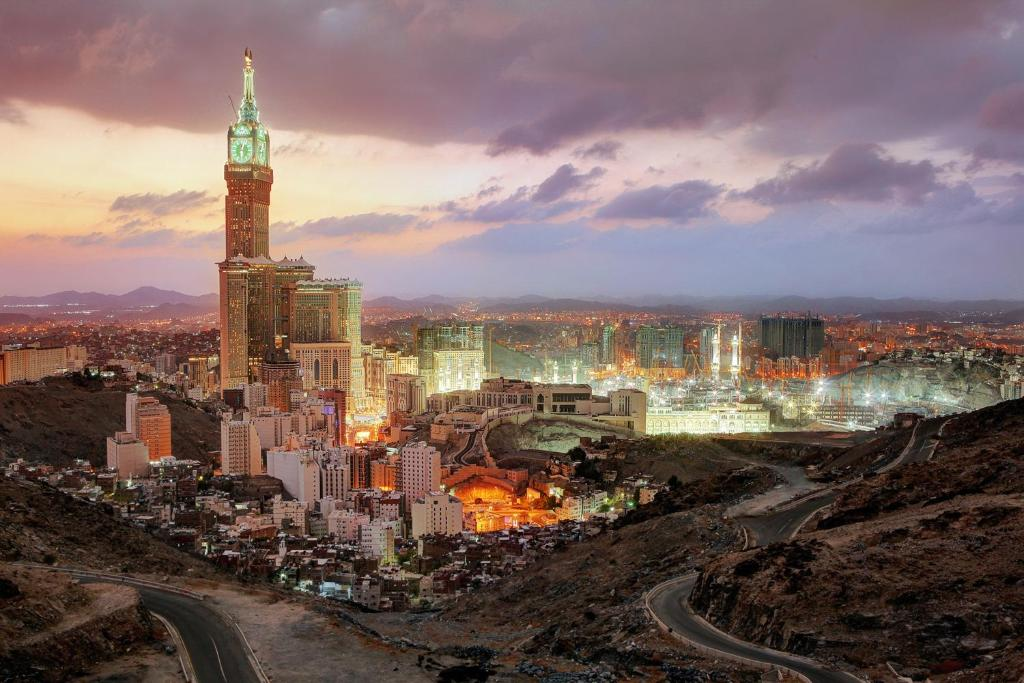 Hotel Booking In Saudi Arabia Makkah