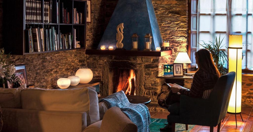 hotels with  charm in puerto de vega  38