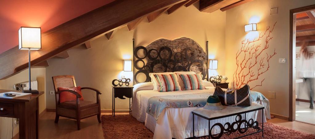 hotels with  charm in puerto de vega  52