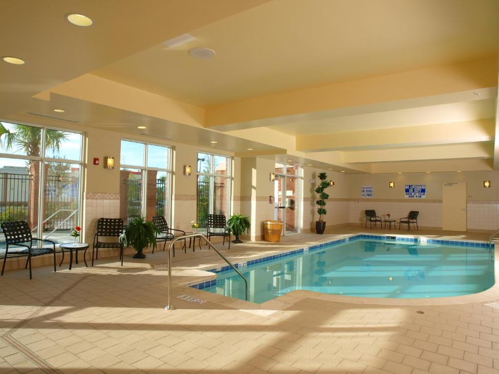 Attractive Hilton Garden Inn Myrtle Beach Illustration - Brown ...