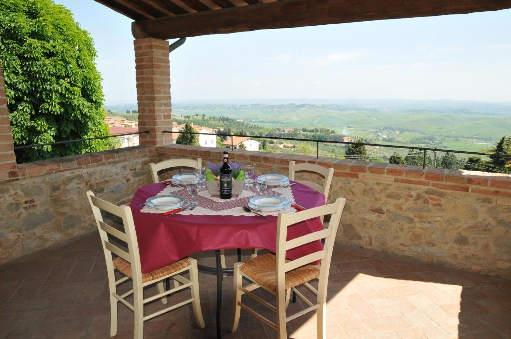 Vacation Home La Terrazza, Chianni, Italy - Booking.com