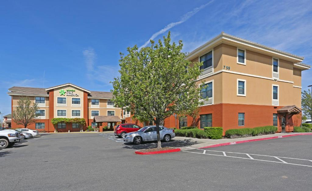Vacaville Outlets Map >> Hotel Stay America Sacramento Vacaville Ca Booking Com
