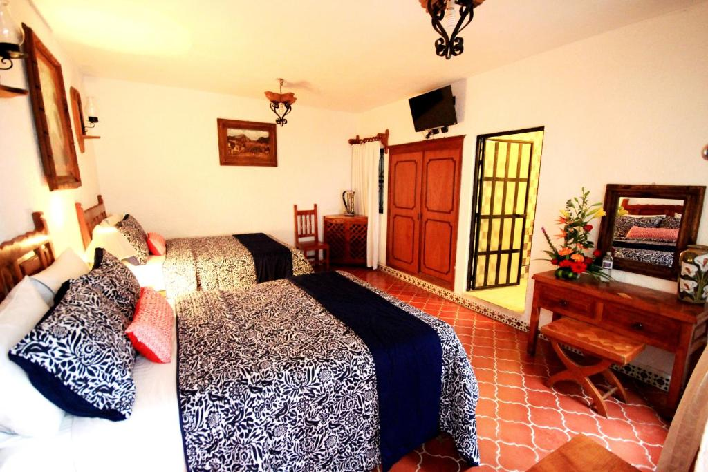 Hotel Mesón Del Rosario Reserve Now Gallery Image Of This Property