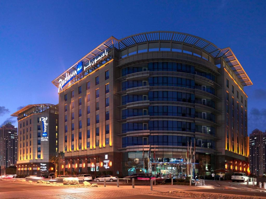Hotel radisson dubai media city uae booking gallery image of this property reheart Choice Image