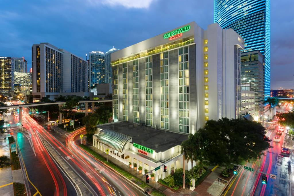 Image result for courtyard marriott miami downtown