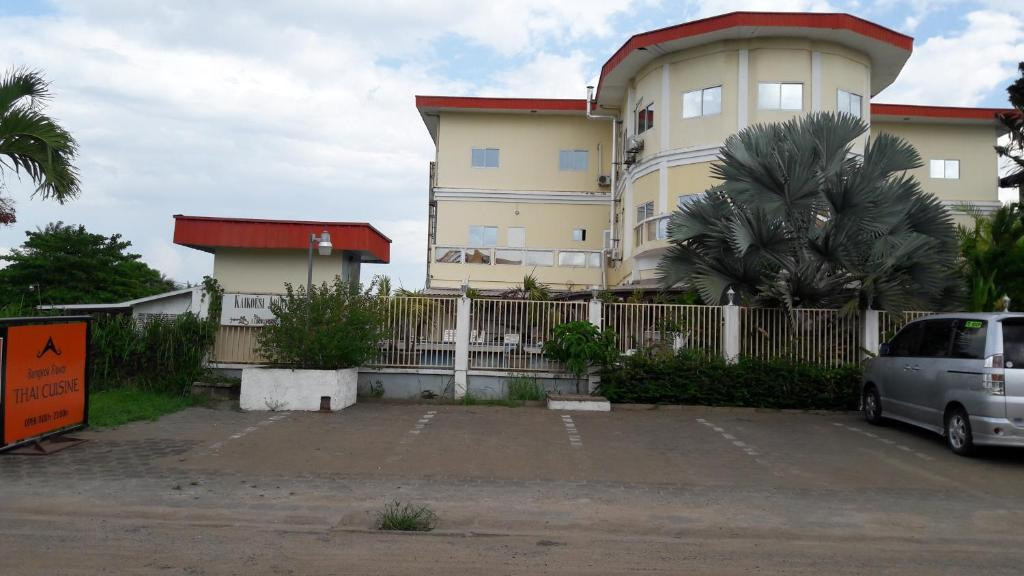 Apartments In Flora