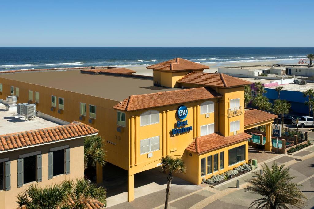 hotel bw jacksonville beach fl. Black Bedroom Furniture Sets. Home Design Ideas