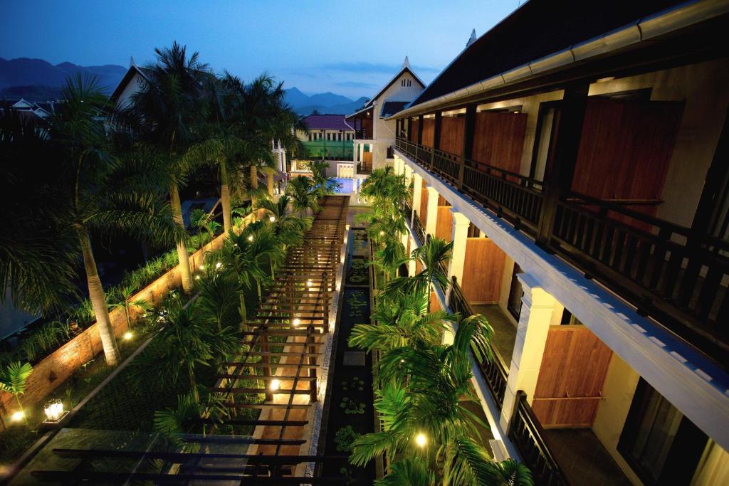 hotel sanakeo boutique luang prabang laos. Black Bedroom Furniture Sets. Home Design Ideas