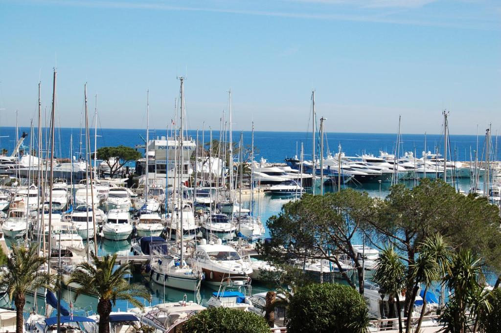 Apartment marina baie des anges villeneuve loubet france for Piscine marina baie des anges