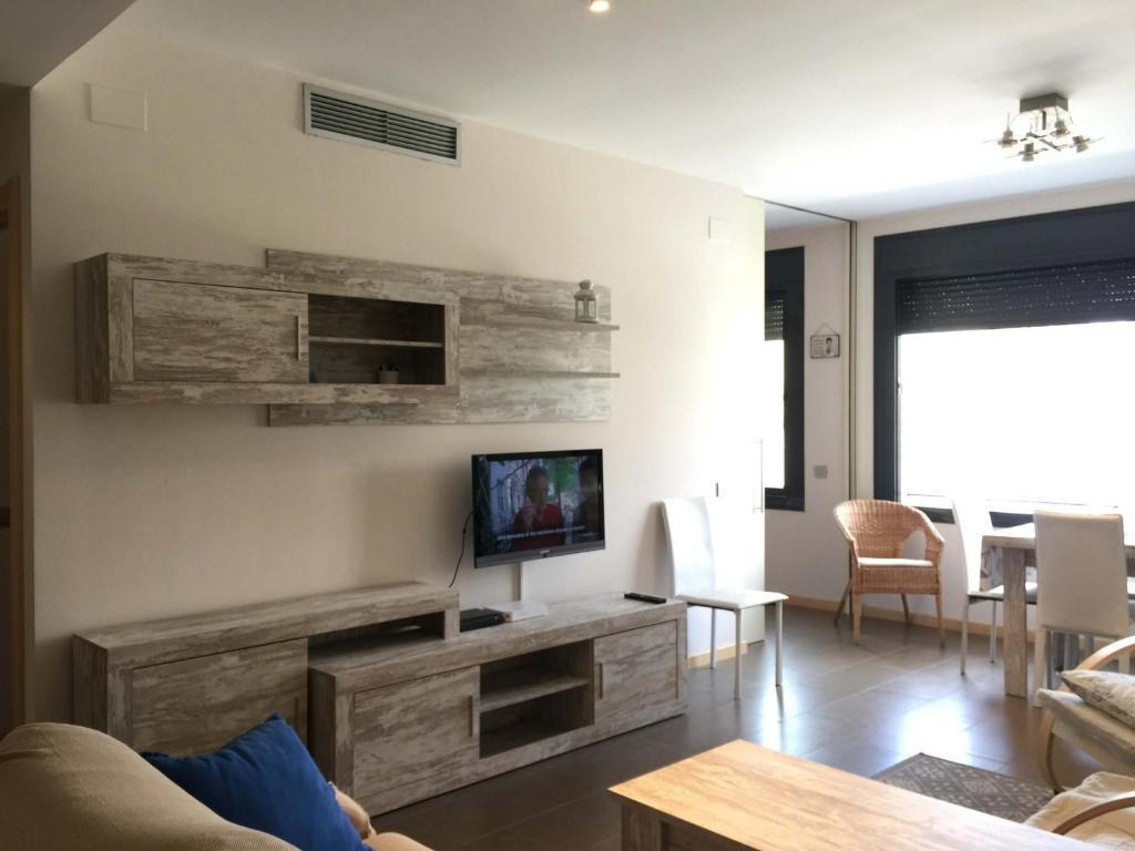 Gabo's Vilanova apartment