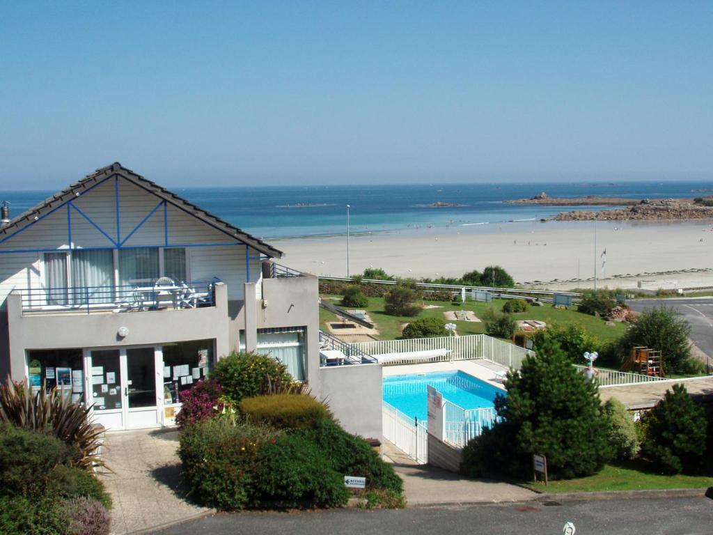 Appart Hotel Bretagne Piscine