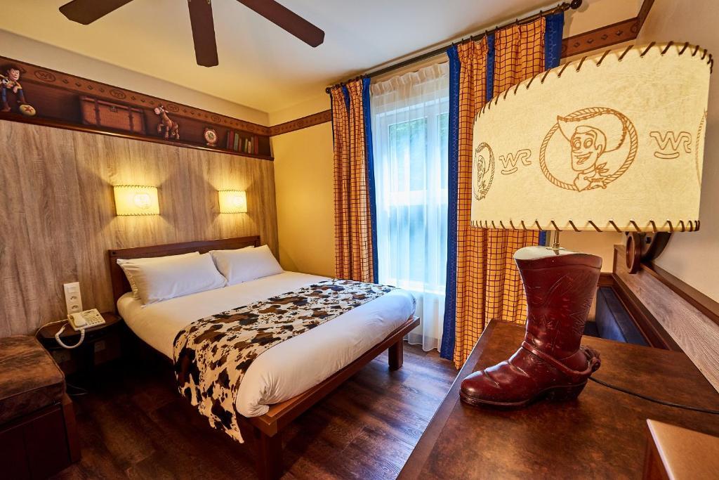 Camere A Tema Disney : Disneys hotel cheyenne® coupvray u2013 prezzi aggiornati per il 2018