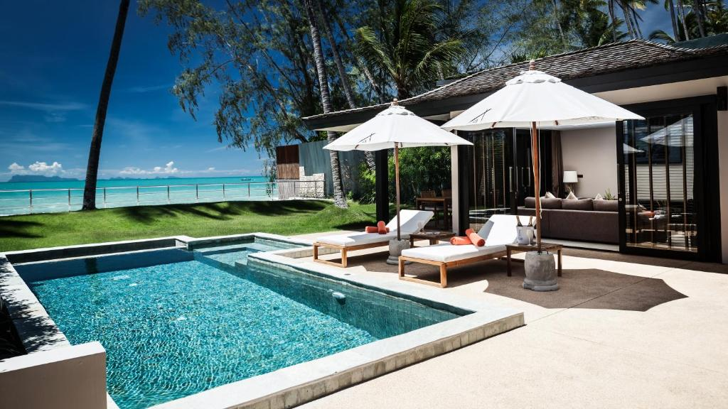 The Villas By Nikki Beach Resort Koh Samui Reserve Now Gallery Image Of This Property