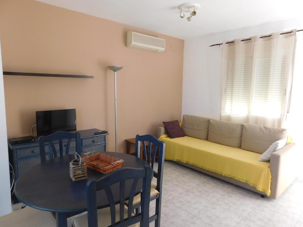 Apartamento 1 dormitorio en primera línea foto