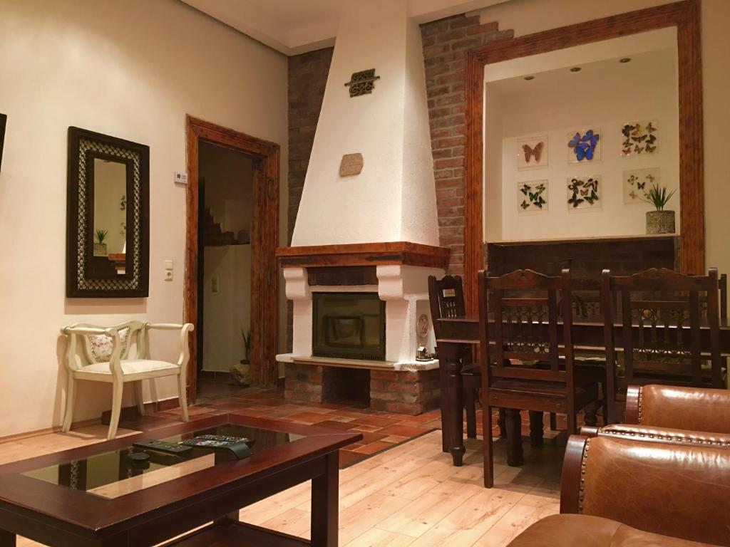 rustic apartment with fireplace budapest hungary booking com