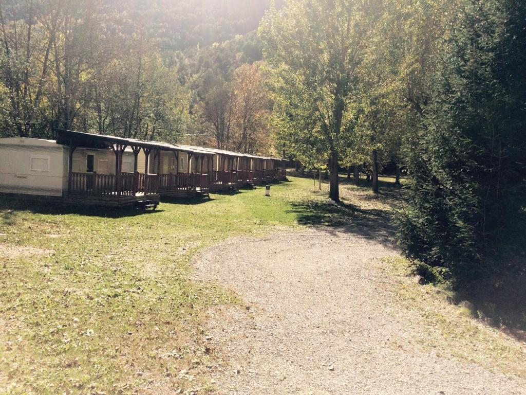 camping aigües braves, llavorsí, spain - booking