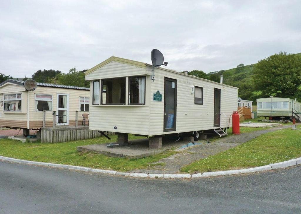 Holiday Home Cairnryan Caravan Park UK