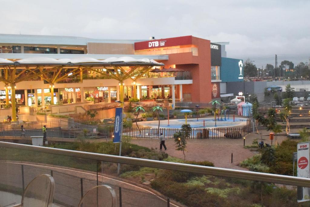 Garden City Mall Apartment Nairobi Kenya