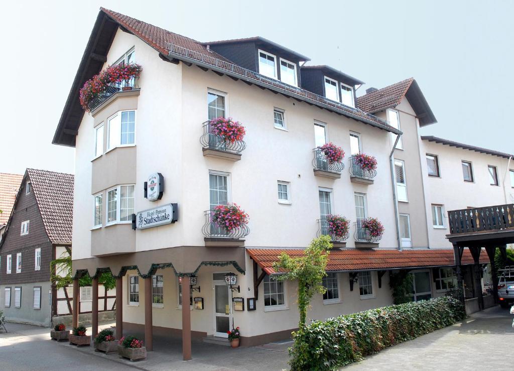 Hotel Restaurant Stadtschänke (Deutschland Bad König) - Booking.com