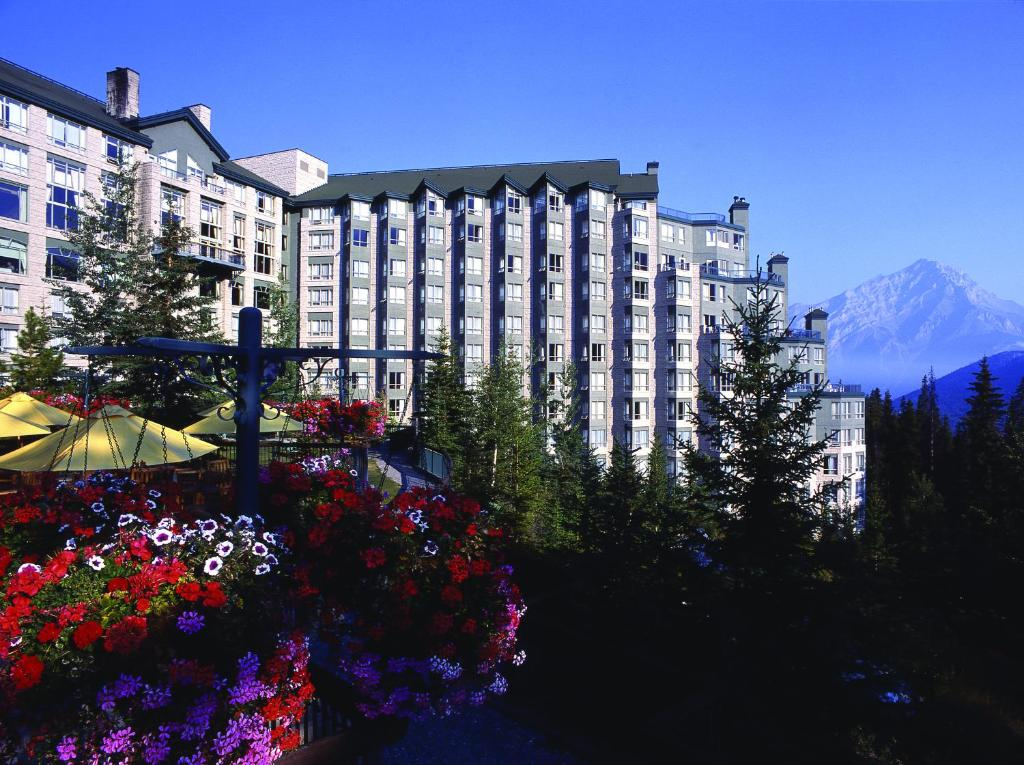 Rimrock resort hotel banff canada for Booking hotel
