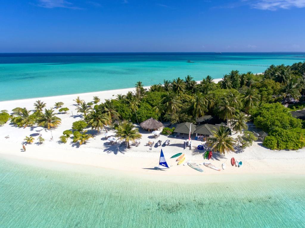 Отель Холидей Мальдивы 4*