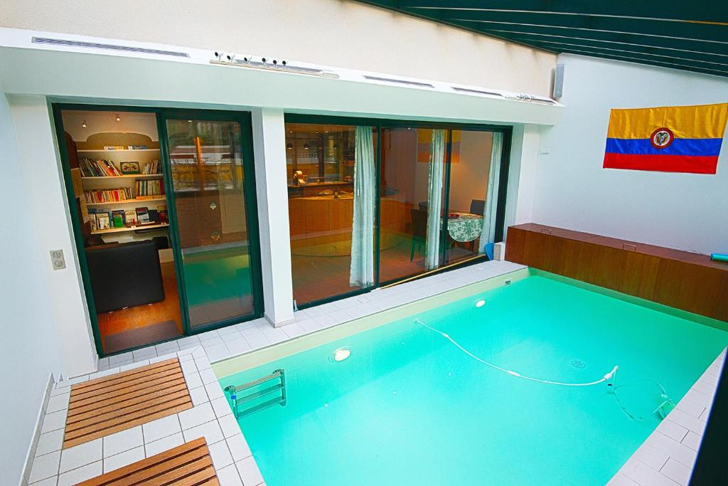 Aparthotel paris oasis frankrijk parijs booking.com