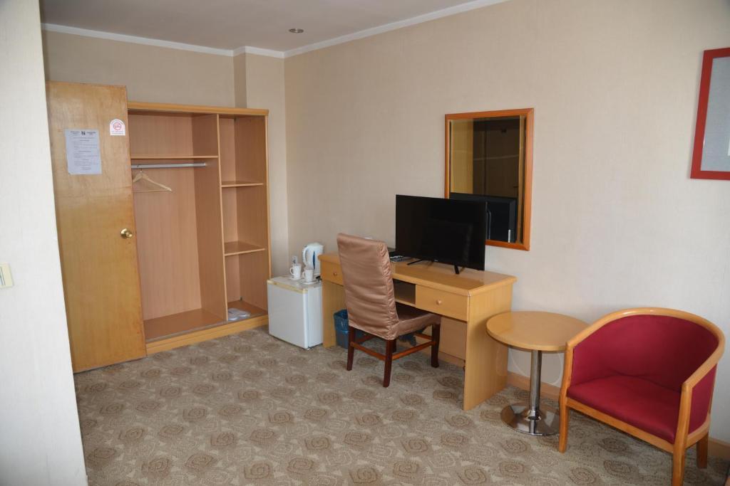 ザルーチュード ホテル ウランバートル(Zaluuchuud Hotel Ulaanbaatar)