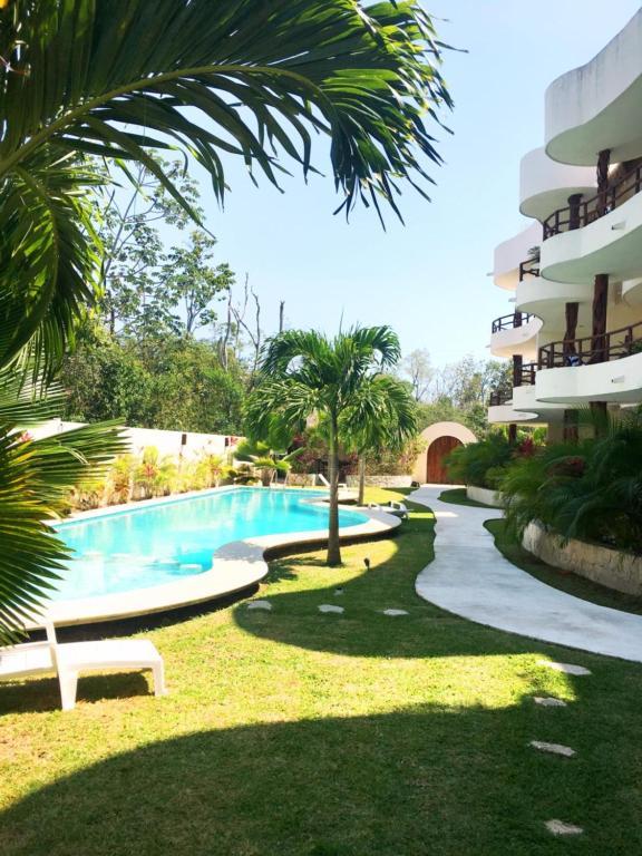 Apartment Jungle Flat Tulum Mexico Bookingcom