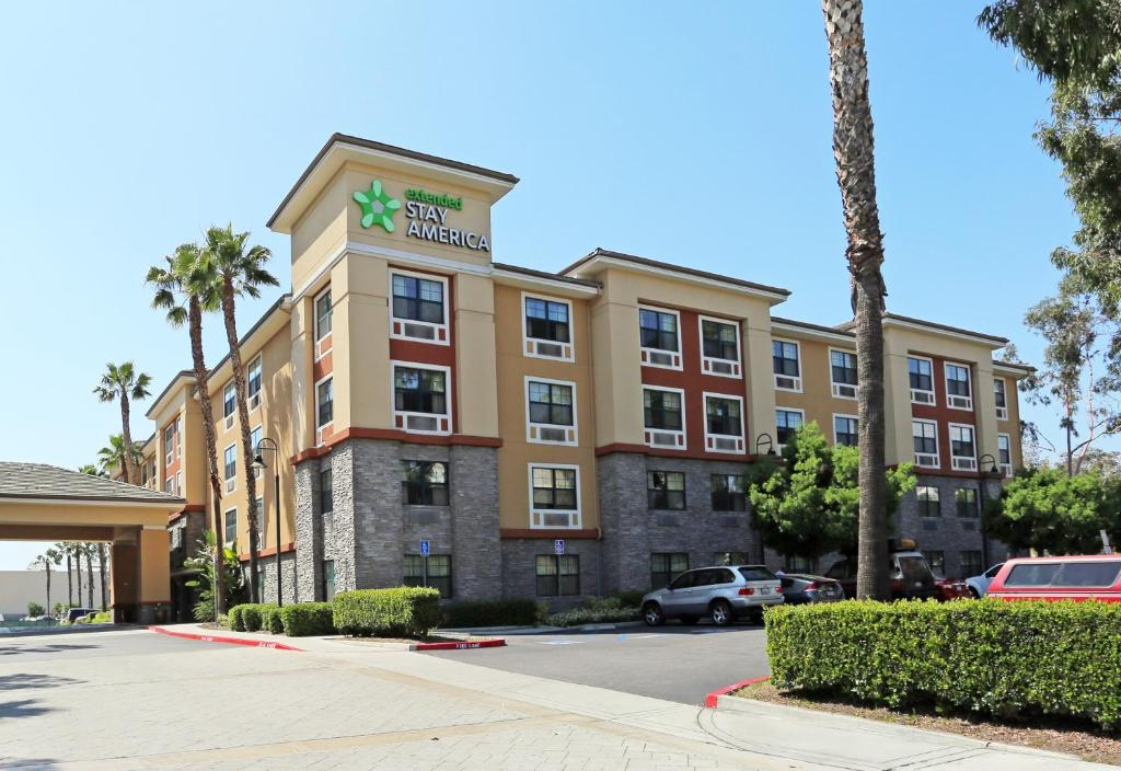 Extended Stay Hotel Anaheim