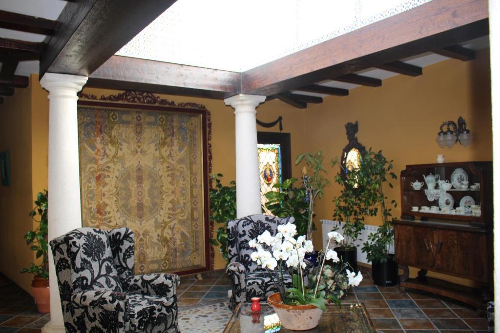 Casa Mendoza, una casa rústica con encanto cerca de Madrid