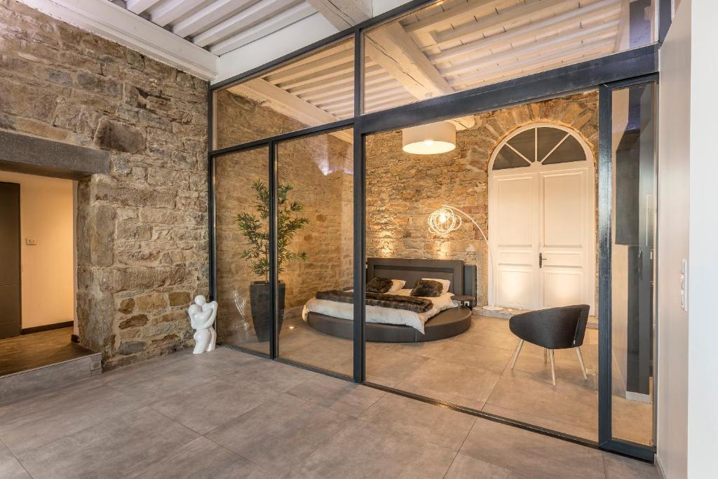 le loft d 39 herbouville lyon avis r cents. Black Bedroom Furniture Sets. Home Design Ideas