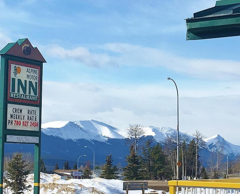Alpine Lodge Motel & Restaurant Reserve now. Gallery image of this property ...