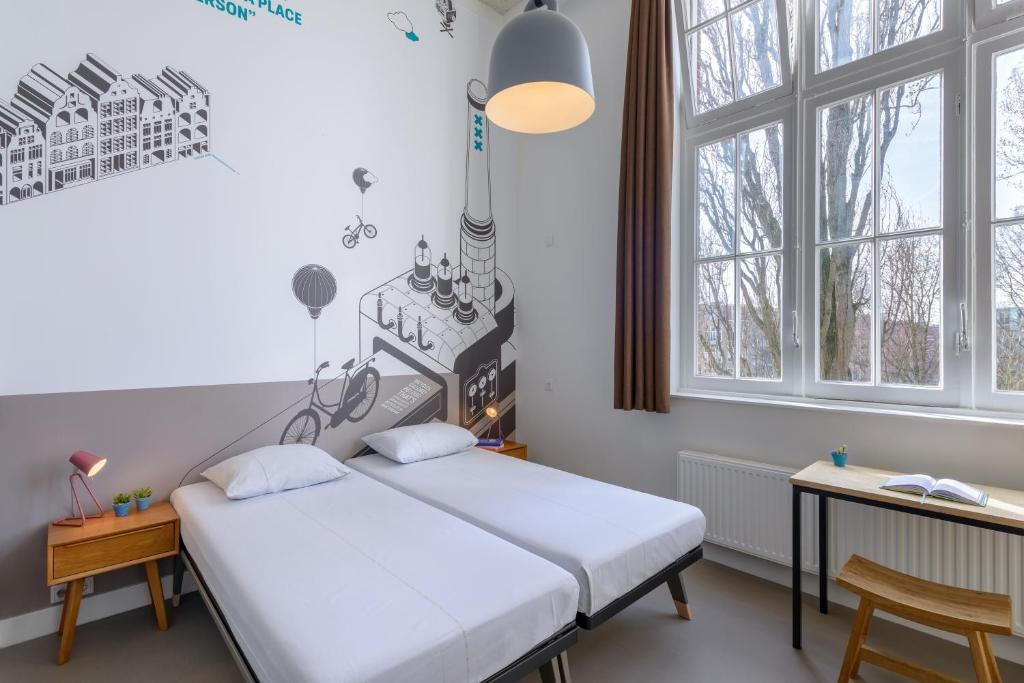 hoteles recomendados amsterdam