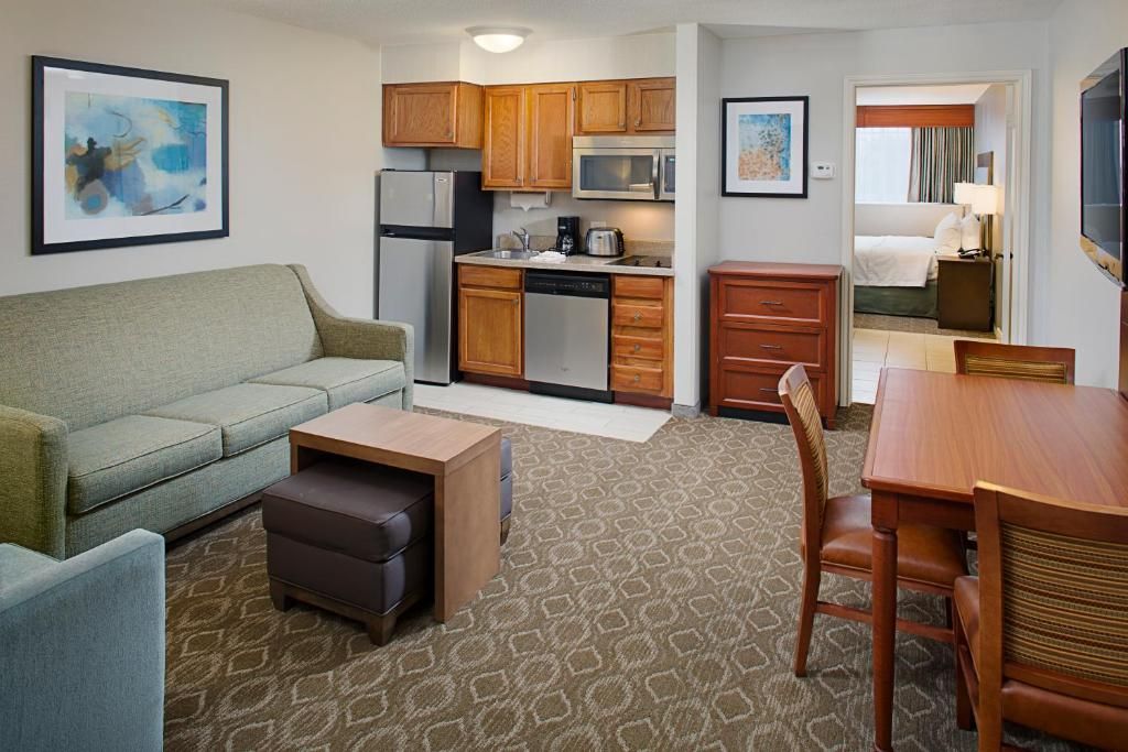 Gallery image of this property. Hotel Homewood Suites Riverwalk Downtown  San Antonio  TX