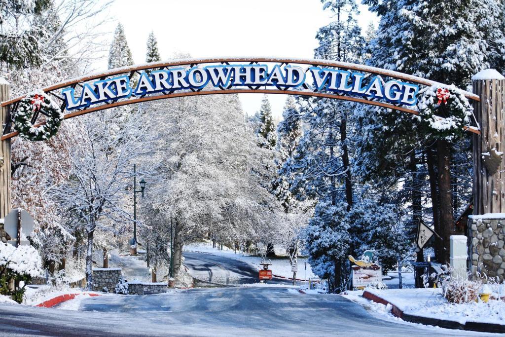 Vacation Home Mile Hi Cabin In Lake Arrowhead Ca