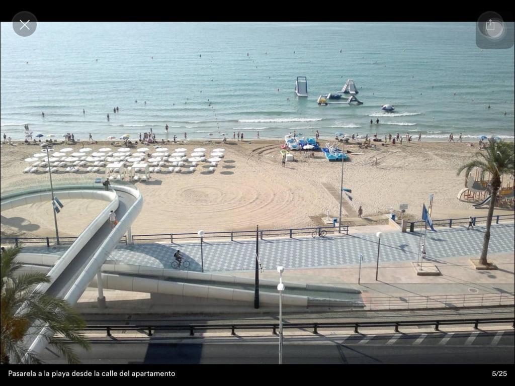 Apartamento Deluxe Playa Alicante fotografía