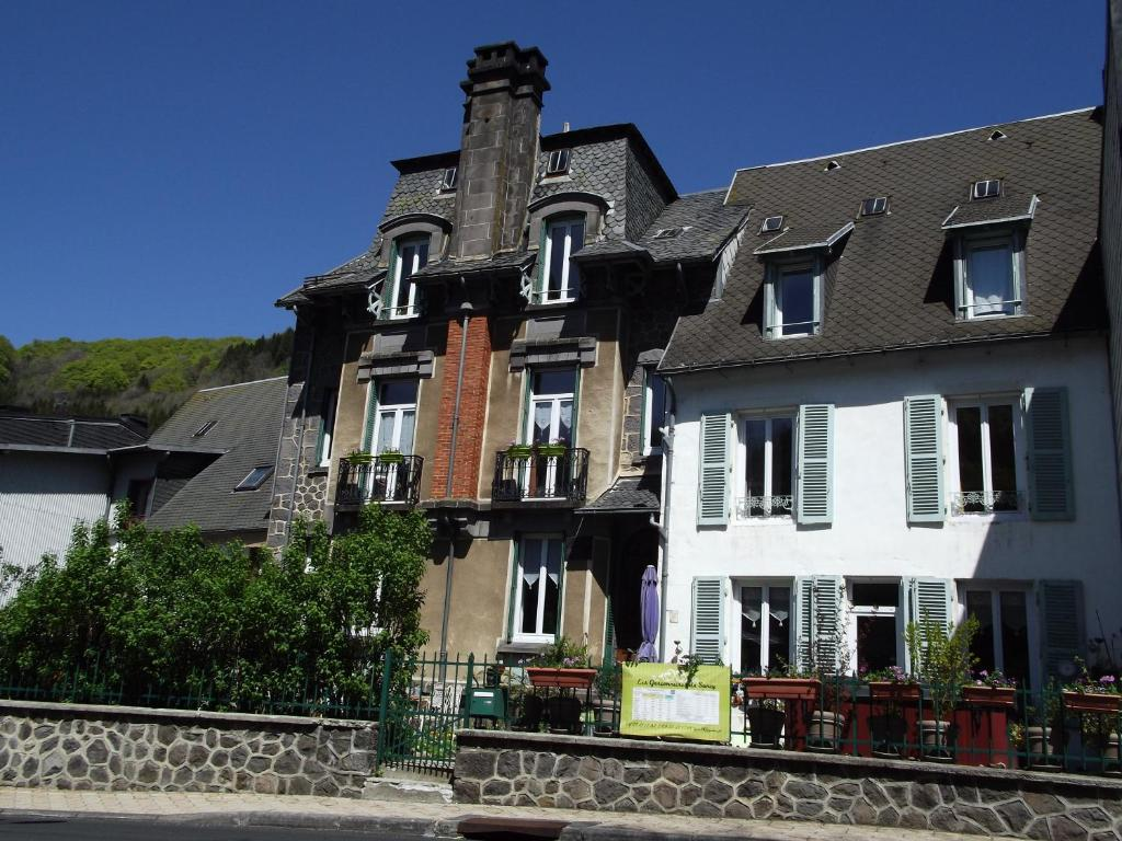 bed and breakfast chambres d'hôtes sancy, le mont-dore, france