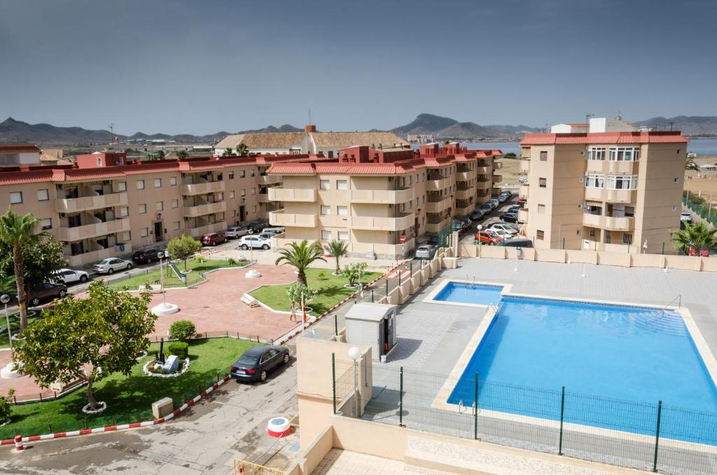 Apartments In Los Urrutias Murcia