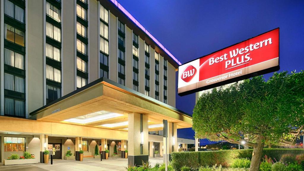 Best Western Plus Grosvenor Airport Hotel South San Francisco